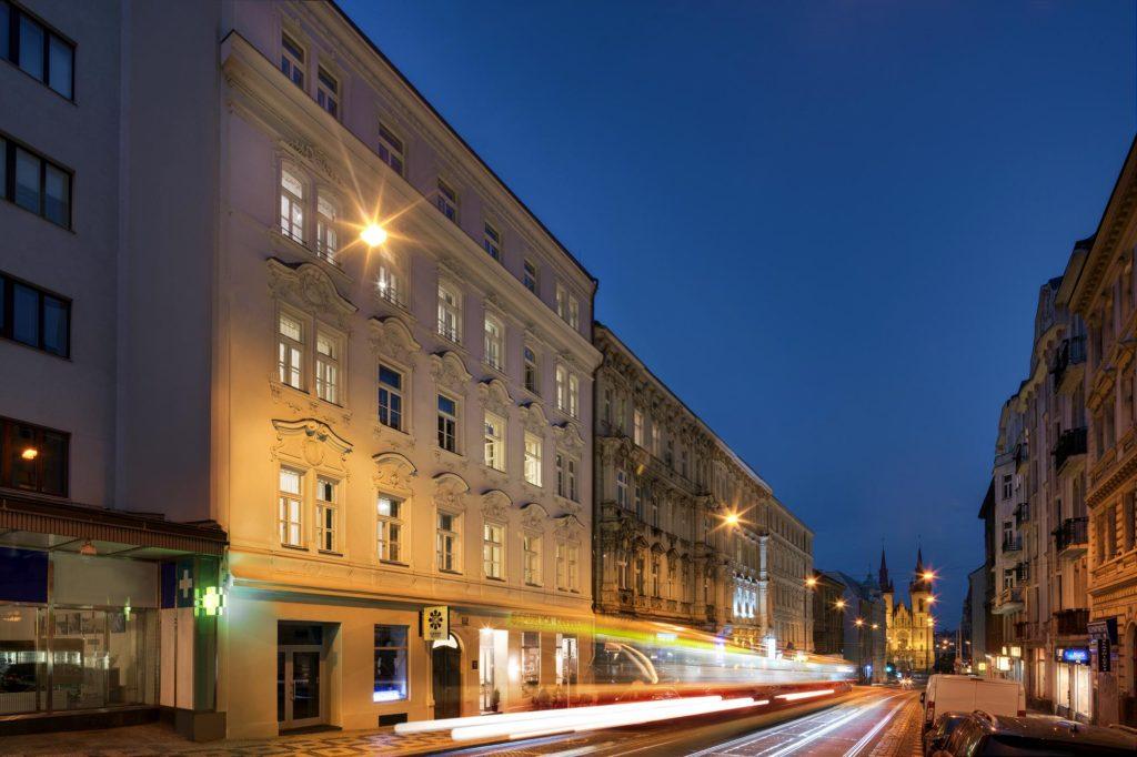 Apartmány k pronájmu v Praze